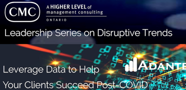 Webinar: Leverage Data to Help your Clients Succeed Post-COVID-19