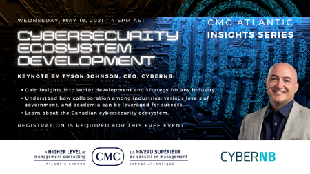 Cybersecurity Keynote - May 19