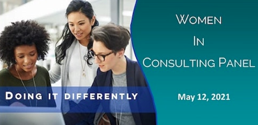 Women in Consulting Panel - May 12