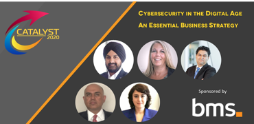 Cybersecurity Panel, CATALYST 2020